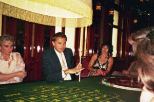 Besuch Casino Baden