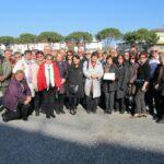 Venedig-Reisegruppe mit Margit und einigen Teranerinnen