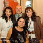 mit den Roth-Zwillingen Linda und Christina