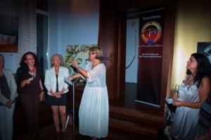 die Tera-ViennART Künstlerinnen werden vorgestellt