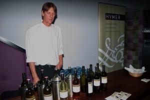Gerd Humer von Weinbau Humer, Breitenbrunn