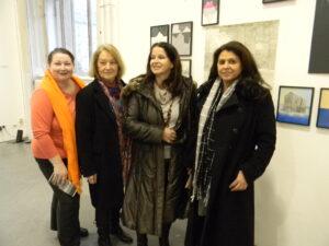 Teranerinnen zu Besuch in der Akademie