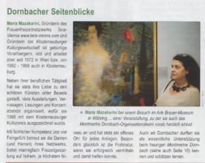 """Dornbach - Neuwaldegg""  Nr. 66 Ausgabe Juni/August 2016"